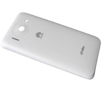 Akkukansi / Takakansi Huawei U8951 Ascend G510 valkoinen