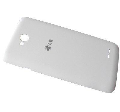 Akkukansi / Takakansi LG D280 L65 valkoinen titan