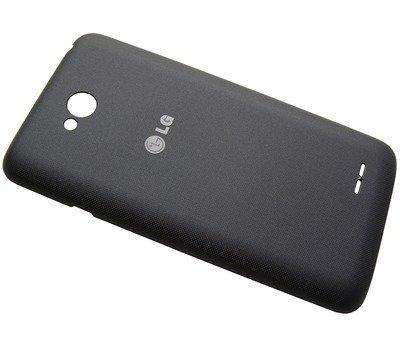 Akkukansi / Takakansi LG D320 L70/ D280 L65 musta