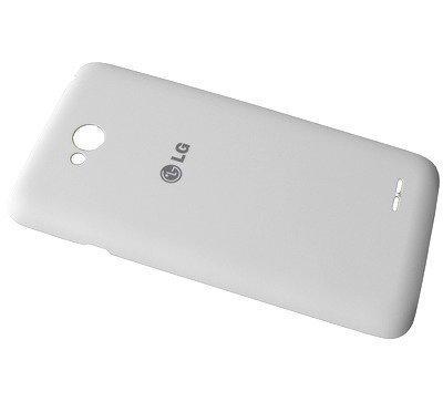 Akkukansi / Takakansi LG D320 L70 valkoinen