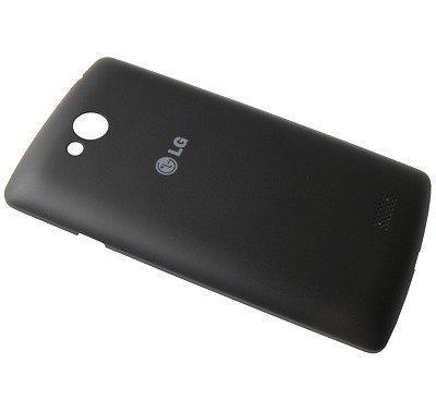 Akkukansi / Takakansi LG D390N F60 musta
