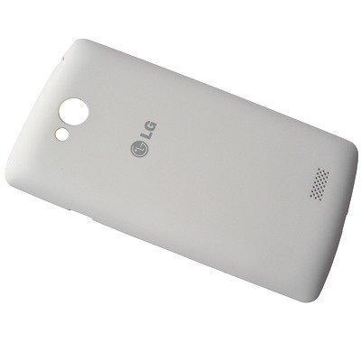 Akkukansi / Takakansi LG D390N F60 valkoinen