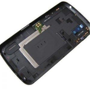 Akkukansi / Takakansi LG E960 Google Nexus 4 musta
