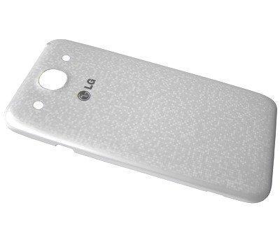 Akkukansi / Takakansi LG E986 Optimus G Pro valkoinen