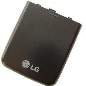 Akkukansi / Takakansi LG GT400/ GT505 musta