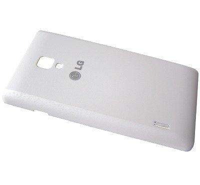 Akkukansi / Takakansi LG P710 Optimus L7 II valkoinen