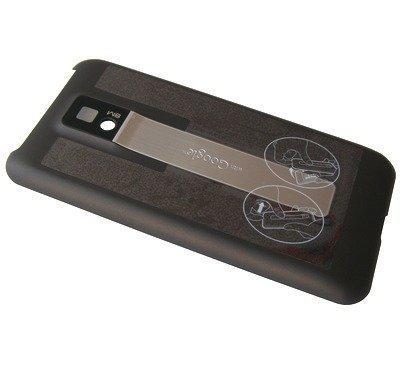 Akkukansi / Takakansi LG P990 Optimus Speed brown