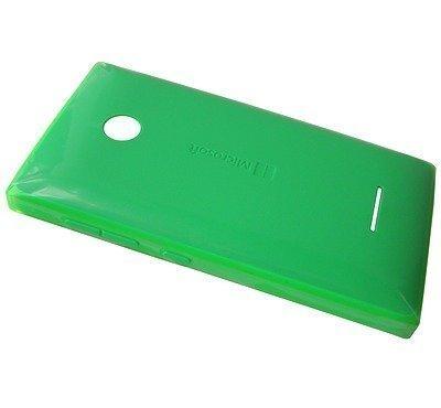 Akkukansi / Takakansi Microsoft Lumia 532/ Lumia 532 Dual SIM green
