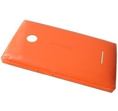 Akkukansi / Takakansi Microsoft Lumia 532/ Lumia 532 Dual SIM orange