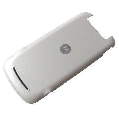 Akkukansi / Takakansi Motorola WX308 Gleam+ valkoinen