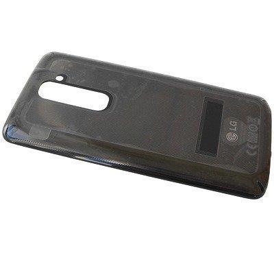 Akkukansi / Takakansi + NFC LG D802 Optimus G2 musta