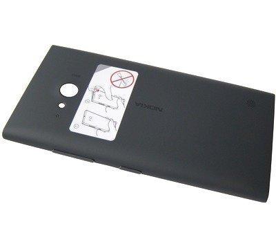 Akkukansi / Takakansi + NFC Nokia Lumia 735 dark gray
