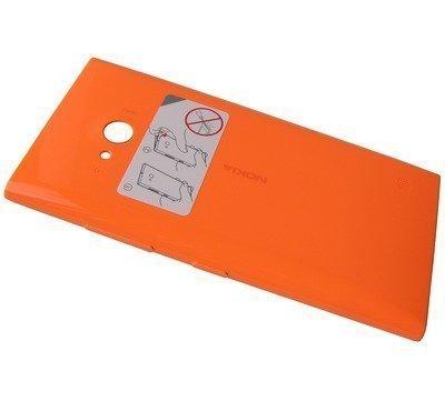 Akkukansi / Takakansi + NFC Nokia Lumia 735 orange
