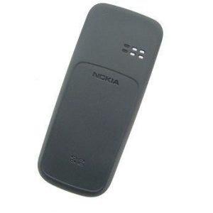 Akkukansi / Takakansi Nokia 100/ 101 musta