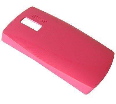 Akkukansi / Takakansi Nokia 205 Asha magenta