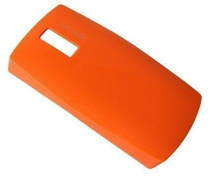 Akkukansi / Takakansi Nokia 205 Asha orange