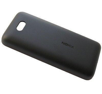 Akkukansi / Takakansi Nokia 207 musta