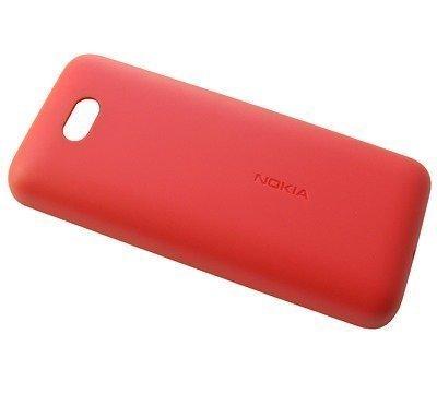 Akkukansi / Takakansi Nokia 207 red