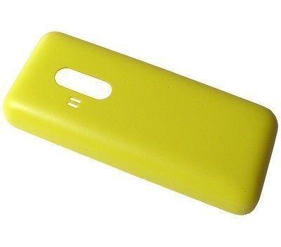 Akkukansi / Takakansi Nokia 220/ 220 Dual SIM yellow