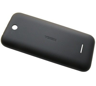 Akkukansi / Takakansi Nokia 225/ 225 Dual SIM musta