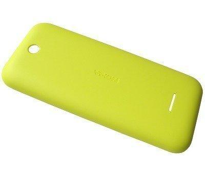 Akkukansi / Takakansi Nokia 225/ 225 Dual SIM yellow