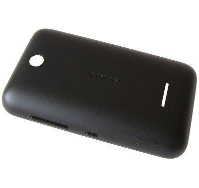 Akkukansi / Takakansi Nokia 230 Asha/ 230 Dual SIM musta