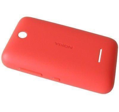 Akkukansi / Takakansi Nokia 230 Asha/ 230 Dual SIM red