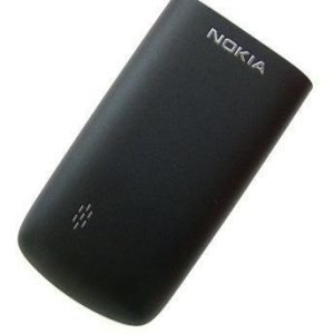 Akkukansi / Takakansi Nokia 2710n musta