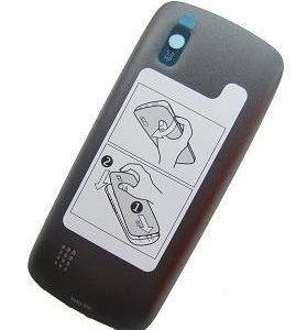 Akkukansi / Takakansi Nokia 300 Asha graphite