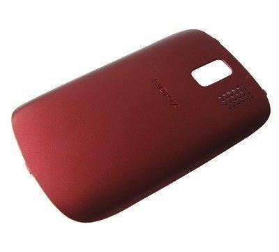 Akkukansi / Takakansi Nokia 302 Asha red