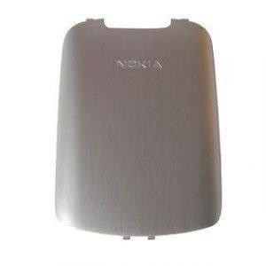 Akkukansi / Takakansi Nokia 303 Asha silver