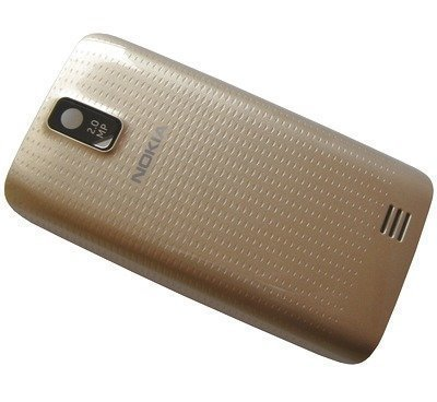 Akkukansi / Takakansi Nokia 308 Asha/ 310 Asha golden