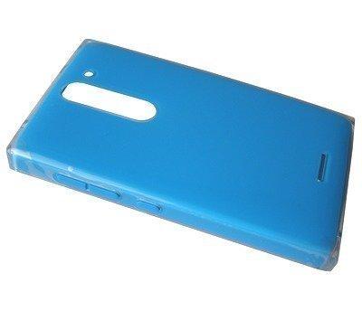 Akkukansi / Takakansi Nokia 502 Asha cyan