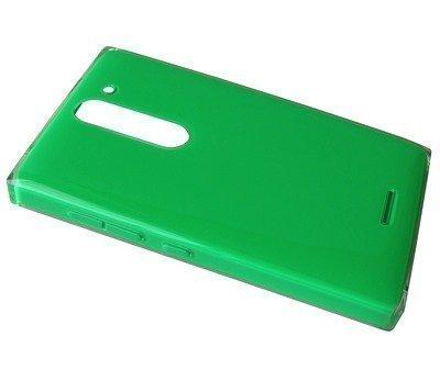 Akkukansi / Takakansi Nokia 502 Asha green