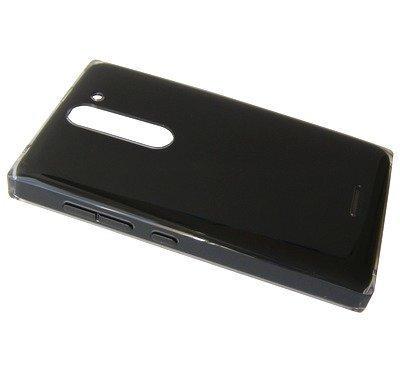 Akkukansi / Takakansi Nokia 502 Asha musta