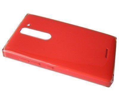 Akkukansi / Takakansi Nokia 502 Asha red
