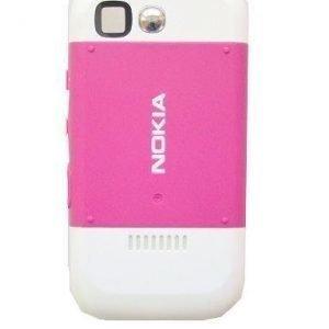 Akkukansi / Takakansi Nokia 5200 pink