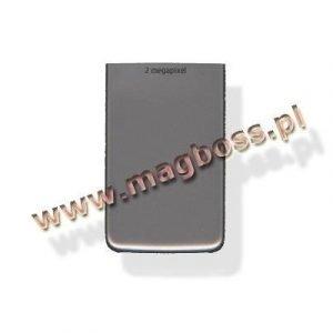 Akkukansi / Takakansi Nokia 6300 / 6301 silver