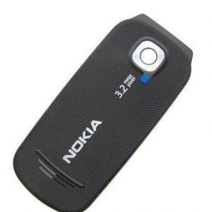 Akkukansi / Takakansi Nokia 7230 musta