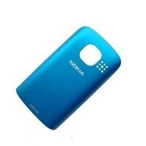 Akkukansi / Takakansi Nokia C2-05 blue