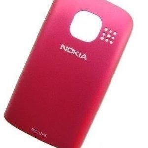 Akkukansi / Takakansi Nokia C2-05 pink
