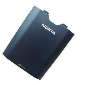 Akkukansi / Takakansi Nokia C3-00 slate