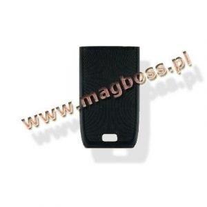Akkukansi / Takakansi Nokia E51 musta steel
