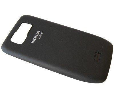 Akkukansi / Takakansi Nokia E63 musta