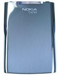 Akkukansi / Takakansi Nokia E71 valkoinen