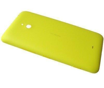 Akkukansi / Takakansi Nokia Lumia 1320 yellow