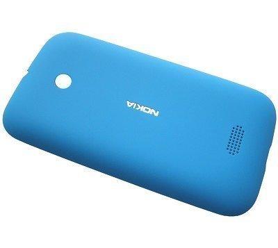 Akkukansi / Takakansi Nokia Lumia 510 cyan