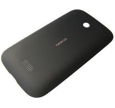 Akkukansi / Takakansi Nokia Lumia 510 musta
