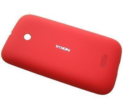 Akkukansi / Takakansi Nokia Lumia 510 red