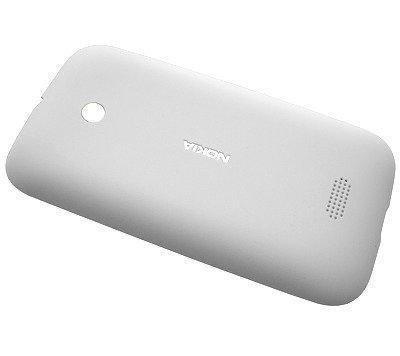 Akkukansi / Takakansi Nokia Lumia 510 valkoinen